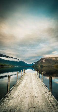 New Zealand Travel Inspiration - Lake Rotoiti, Nelson Lakes, South Island, New Zealand New Zealand Adventure, New Zealand Travel, New Zealand Lakes, Landscape Photography, Nature Photography, Landscape Photos, Sky Landscape, Night Photography, Places To Travel