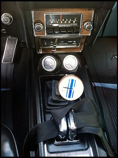 1970 Shelby GT500 Fastback  428 CI, 4-Speed, Drag Pack