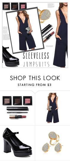 """""""Sleeveless Jumpsuit"""" by mycherryblossom on Polyvore featuring Bobbi Brown Cosmetics"""
