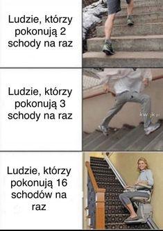 Schody Very Funny Memes, Wtf Funny, Best Memes, Dankest Memes, Polish Memes, Weekend Humor, Funny Mems, Dark Memes, Creepypasta