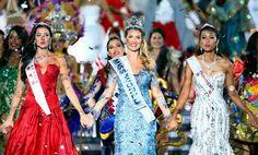 Il Pollaio delle News: La spagnola Mireia Lalaguna Royom, nuova Miss Mond...