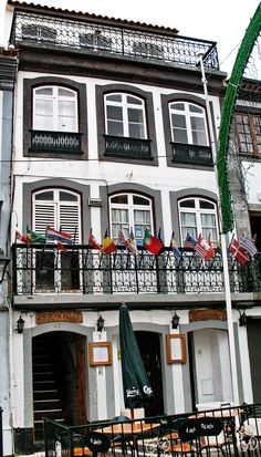 Traditional arquitecture from TERCEIRA (AZORES ISLANDS) - Portugal - by Guido Tosatto