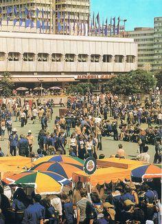 DDR FDJ  Berlin 1973 Weltfestspiele- ich war dabeigewesen