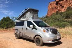 c8e4c5e13fa Pop-top camper van fits in your garage and sleeps 4 - Curbed Weekend Camping