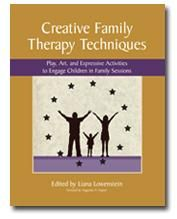 Creative Family Therapy Techniques--I'm really pinning this as a link to the website.  The articles for parents are pretty great :)