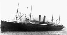RMS Baltic was an ocean liner of the White Star Line that sailed between 1904 and 1933. Description from quazoo.com. I searched for this on bing.com/images