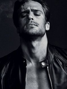 Jason Morgan Hits the Studio for August Man Malaysia