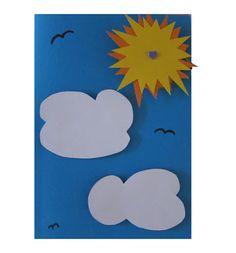DIY kort: Sol og sommer