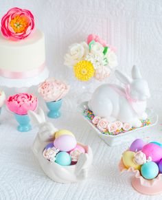 Lulus Sweet Secrets: Chocolate Easter Eggs