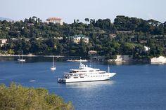 St Jean Cap Ferrat Yacht Charter - The Stunning Peninsula of Saint-Jean-Cap-Ferrat,  French Riviera