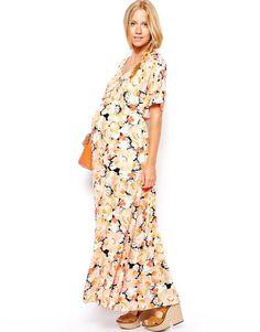 346d5c18e09 floral maxi dresses - Google Search Floral Maternity Dresses