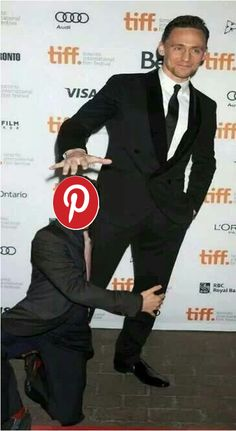 Hahaha - This is so accurate. <- Sad but true... *nervous laugh* #TomHiddleston #Pinterest