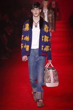 Gucci | Menswear - Autumn 2016 | Look 52