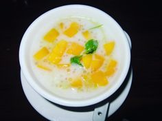 Totally addicted to this dessert of sago and mango in coconut milk- sweet and tasty! We had this many times in Cambodia #whodoido #sago #mango #dessert #sweet #tasty #foodieaddict #instapic #blogger #foodblogger #foodstagram #foodinsta #foodlover #foodiegram #foodnetwork #blogging #bloggerlife #foodheaven #foodpassion #instalike #potd #foodporn #instadaily #foodie #igfood #instafood #post
