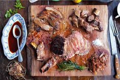 Jamie Oliver's Sunday Roast from Leite's Culinaria
