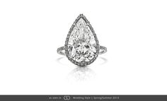 cora pear shaped diamond engagement ring tiffany's