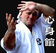 Gerardo Cantore 10th Dan Shinshinkan