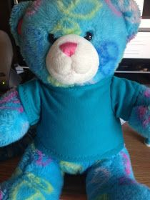 The Fuzzy Square: Guest Post: How to Make Clothes for Your Build-a-Bear