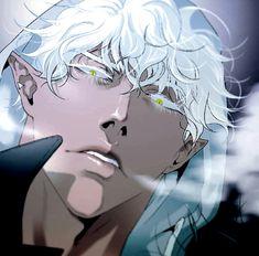 Anime Elf, Anime Fairy, Anime Couples Manga, Manga Anime, Black Anime Characters, Estilo Anime, Hot Anime Boy, Handsome Anime Guys, Manga Illustration