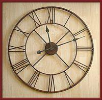 Yli tuhat ideaa pendule murale pinterestiss pendule for Horloge murale grand format