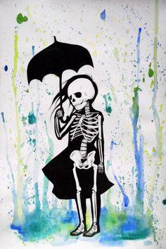 Alice in Underland - Skullspiration.com - skull designs, art, fashion and moreSkullspiration.com – skull designs, art, fashion and more