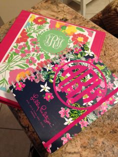 lilly pulitzer school supplies - Google Search