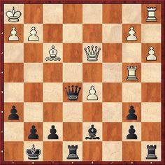 """Reto 89: El """"Brujo"""", brujuleando, por Luis Pérez Agustí en El arte del ajedrez   FronteraD"""