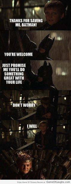 This is the biggest mistake made by Batman - Game Of Thrones Memes