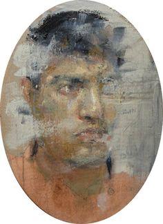 "Saatchi Online Artist Tyler D Graffam; Painting, ""username: cenizo"" #art"