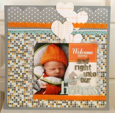 A Project by scrapnic from our Scrapbooking Gallery originally submitted 11/16/09 at 08:40 AM