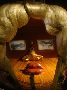 Mae West - Dali Museum, Figueres, Spain