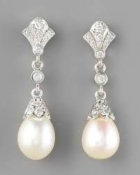 Long Dangle Earrings Jewelry Vintage Gorgeous Wedding Chandelier For Women
