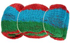 Maya Hängematen aus Mexiko, Cool Multicolor, Single - Art-of-Crafts