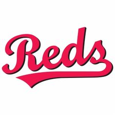 Mlb Team Logos, Sports Logos, Cincinnati Reds Baseball, Word Mark Logo, Red Accessories, National League, Red Logo, Chicago White Sox, Logo Branding
