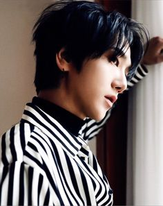 Yesung Super Junior, My Superman, Last Man Standing, Curly Bob Hairstyles, My Idol, Clouds, Kpop, Image, August 24