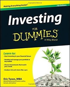 Investing For Dummies by Eric Tyson http://smile.amazon.com/dp/1118884922/ref=cm_sw_r_pi_dp_MNGPub10AVE7B