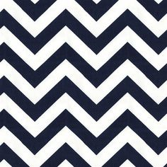 White and Navy Zig Zag Portable Crib Sheet | Carousel Designs