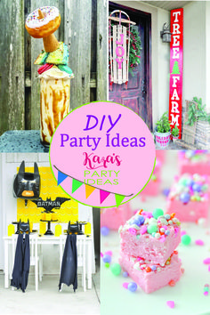 Recipes Tutorials And Diy Everything From Kara S Party Ideas