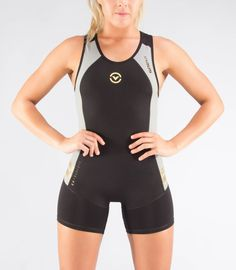 Women's Bio Ceramic Elevate V2 Singlet (EAu12)