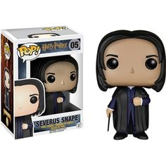 Funko releasing Harry Potter - Severus Snape Pop! Vinyl figure
