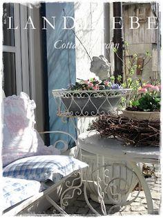 L A N D L I E B E-Cottage-Garden: Garten