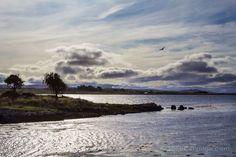 El paisaje de Connemara con la Wild Atlantic Way