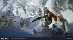 Battle for Echo Base