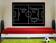 Tafelfolie Fußballfeld                                                                                                                                                                                 Mehr