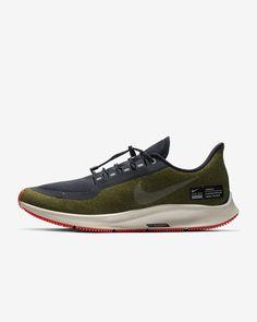 69b6704b9f1d Nike Air Zoom Pegasus 35 Shield Water-Repellent Men s Running Shoe