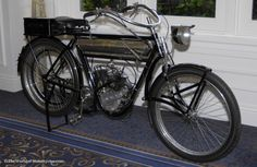 1906 Peugeot 660cc Motorcycle