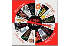 """What's for Lunch?"""" decision spinner"""