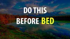 Do this Every Night to Wake up Inside the Vortex - Positive Thinking Life Style Manifestation Law Of Attraction, Law Of Attraction Tips, Spiritual Prayers, Spiritual Awakening, Evening Meditation, Bedtime Meditation, Meditation Music, Serenity Now, Abraham Hicks Quotes
