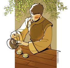 Zuko, Dragon Tea, The Last Avatar, Avatar Funny, Fire Nation, Legend Of Korra, Avatar The Last Airbender, Animation Film, Character Illustration
