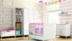 Ta słodka aranżacja pokoju dziecięcego może pojawić się w Twoim domu, zapraszamy do naszego salonu w celu omówienia szczegółów